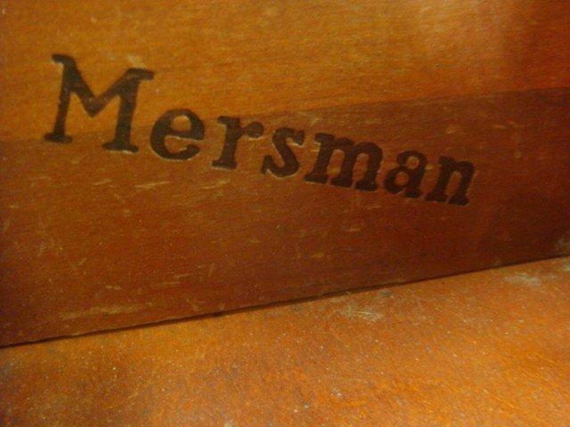 89: MERSMAN Pembroke Single Drawer Drop Leaf Side Table - 3
