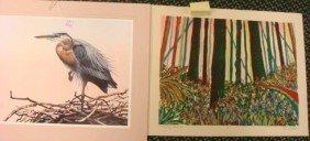 Signed TOM JONES And KEVAN WOODCOCK Prints: