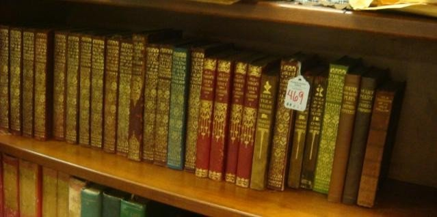 469: Everyman's Library, Dickens, Balzac, Ibsen & Eliot