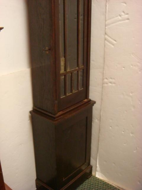 31A: PASCHENS GLOCKENGONG Grandfather Clock: - 4