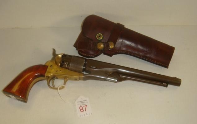 87: CVA Replica of 44 Cal. Navy Colt: