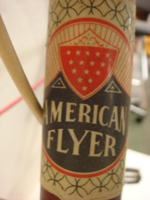 266: AMERICA FLYER BMA/6 Certified 1970's Boys Bike: - 2