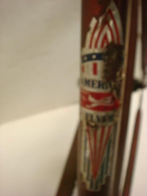 266: AMERICA FLYER BMA/6 Certified 1970's Boys Bike: - 5