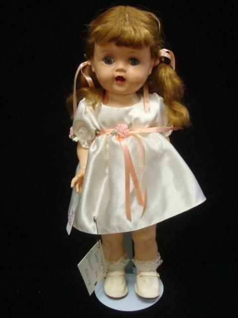 261: IDEAL Saucy Walker Doll W16: