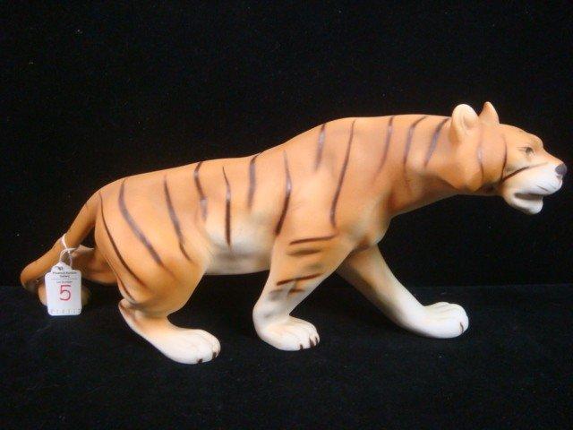 5: ROYAL DUX Porcelain Bengal Tiger: