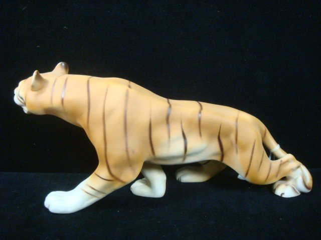 5: ROYAL DUX Porcelain Bengal Tiger: - 4