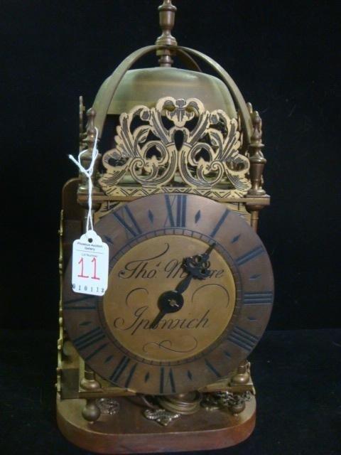 11: THOMAS MOORE Clock: