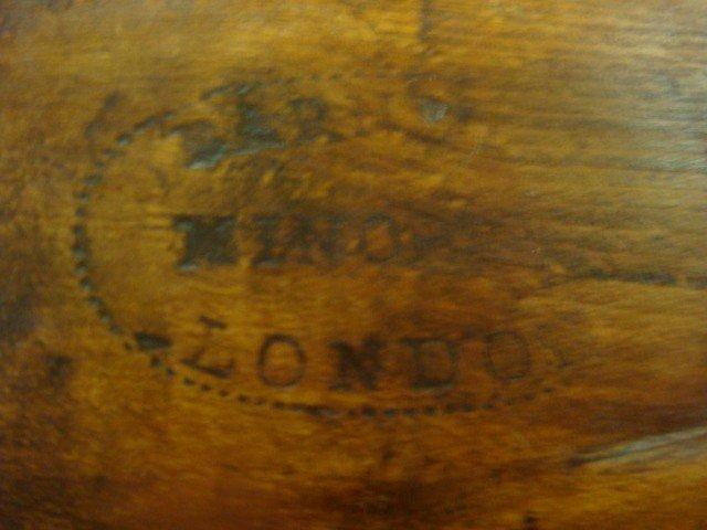 140A:: BARNETT LONDON Flintlock Indian Trade Gun/Musket - 4
