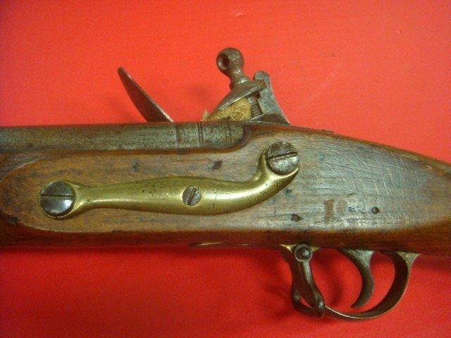 140A:: BARNETT LONDON Flintlock Indian Trade Gun/Musket - 5