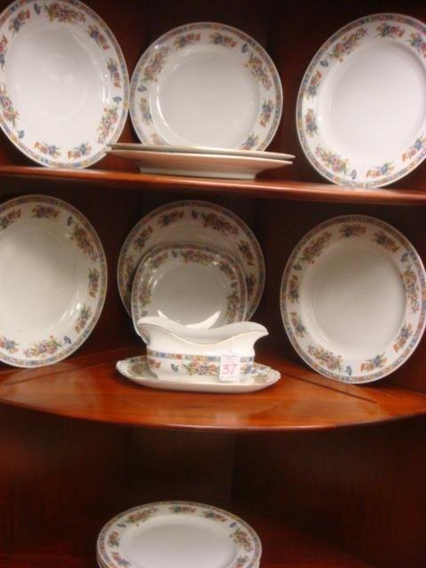 37: EPIAG Czechoslovakia Dinnerware:
