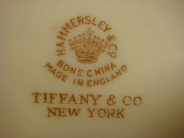 23: HAMMERSLEY & Co for TIFFANY & CO 3 Part Server: - 3