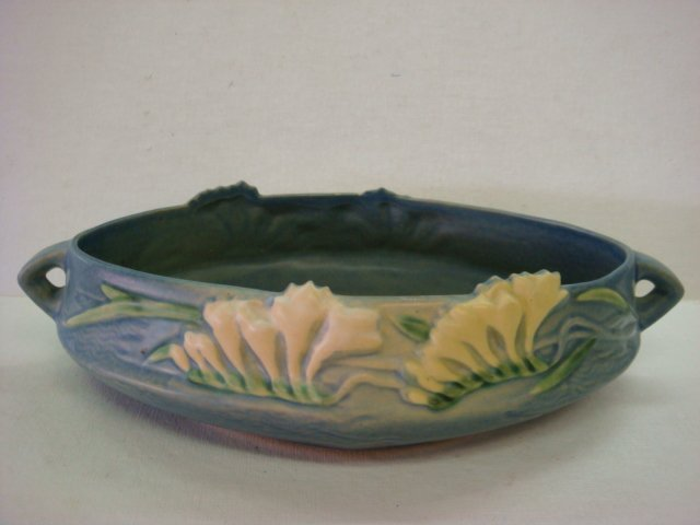 321: ROSEVILLE Freesia Console Bowl: - 2