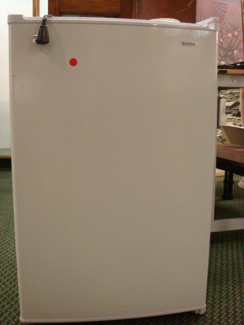 349: KENMORE Upright Freezer, 5 Cubic Ft Capacity: - 2