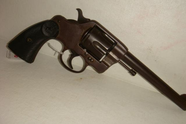 416: 1892 COLT Double Action RAC, Inspected Revolver: - 2