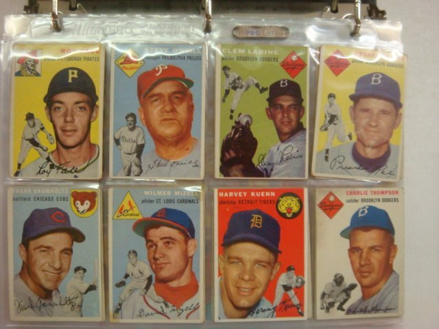 315: 600+ 1950 and 60's Baseball Cards: