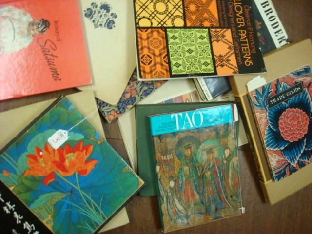 3: Thirteen Hard and Soft Cover Books on the Arts:
