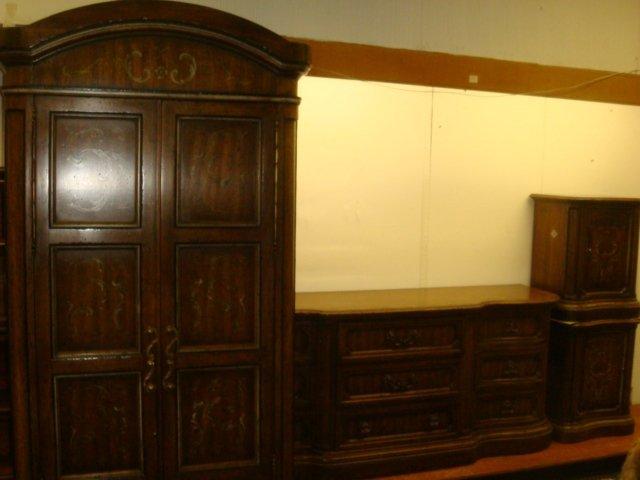 DREXEL HERITAGE GRAND TOUR Bedroom Set: