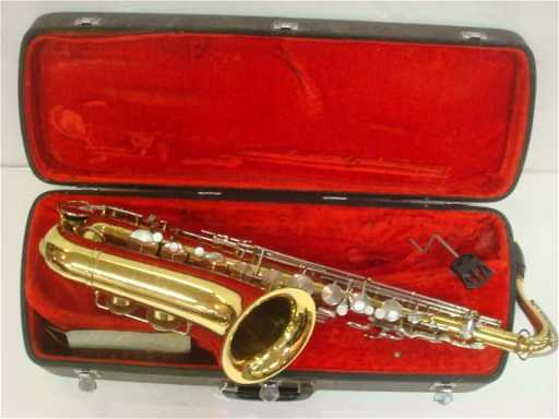 king cleveland tenor saxophone serial numbers