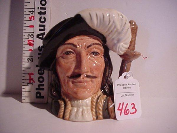 463: Athos, Royal Doulton Jug: D6452, Small,