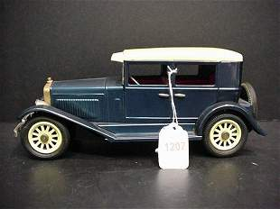 Tin Japanese Model A Ford Friction Toy
