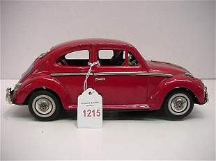1950'5 Battery Operated Tin Litho Volks