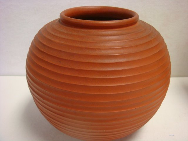 WEKARA Red Clay Vase and POTTERY CRAFT Vases: - 2