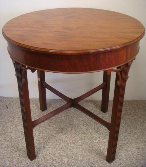 1955 Imperial Furniture Table, Grand Rapids MI: Part 86