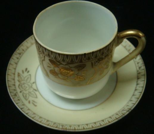 Japanese Chikaramachi Fifteen Piece Tea Set: - 2