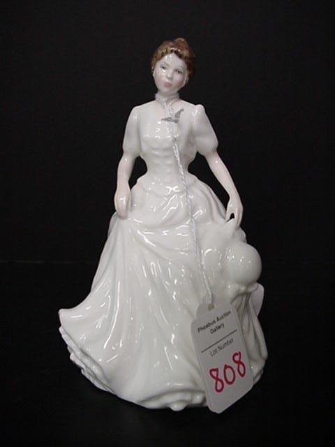 808: Royal Doulton Harmony Porcelain Figurine