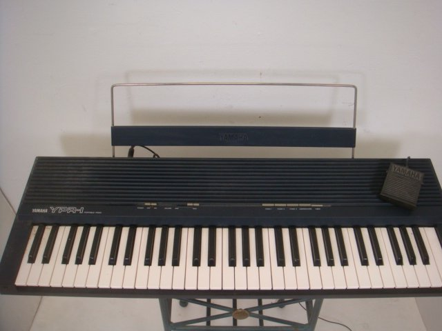 YAMAHA Model YPR-1 Portable Piano: