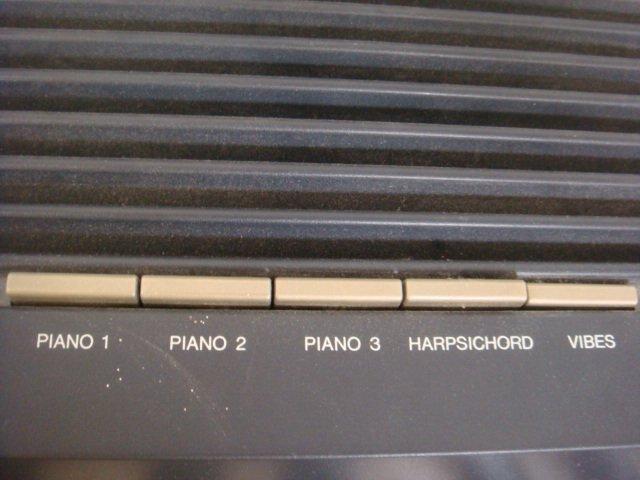 YAMAHA Model YPR-1 Portable Piano: - 3