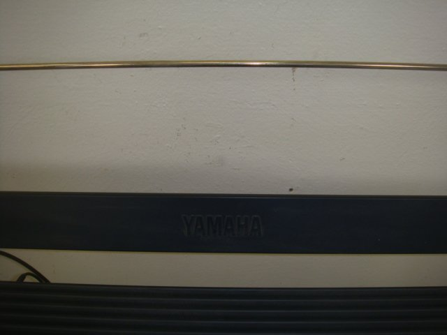 YAMAHA Model YPR-1 Portable Piano: - 4