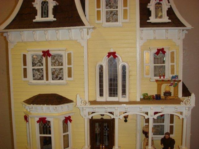 GREENLEAF Beacon Hill Furnished Dollhouse: - 5