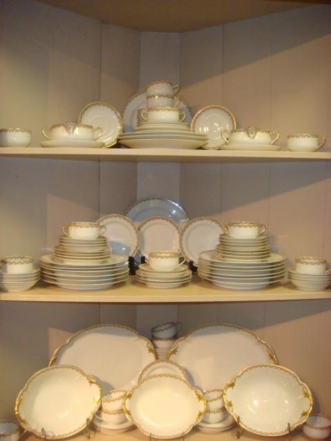 Haviland Limoges France 100+ Pieces Dinnerware: