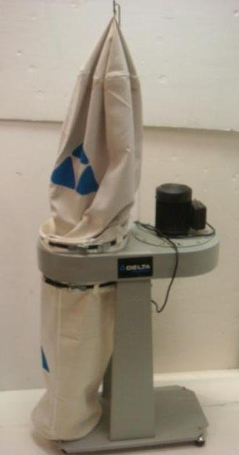 DELTA Dust Collector Model AP400: