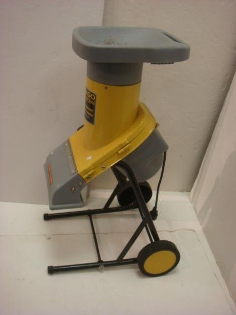 CHICAGO 2.5 HP Electric Chipper/Shredder Model 92281: