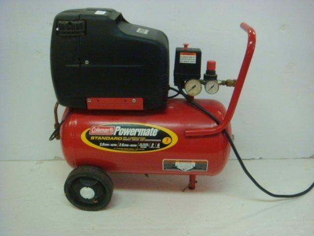 Coleman Powermate Direct Drive Air Compressor: