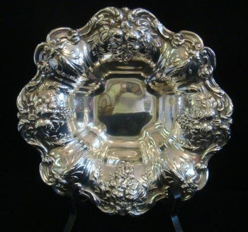REED & BARTON Francis I Sterling Silver Bowl: