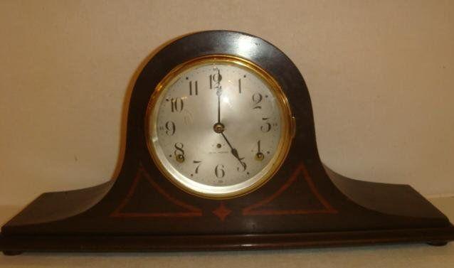SETH THOMAS Tambour Mantle Clock: