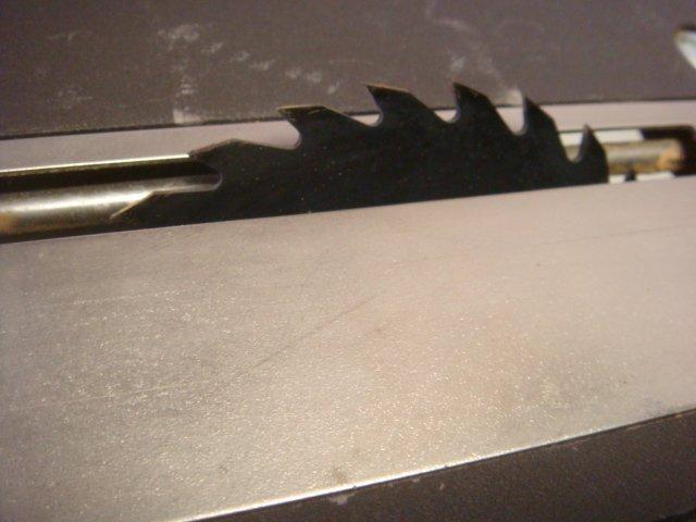 "DREMEL 4"" Table Saw, Model 580: - 3"