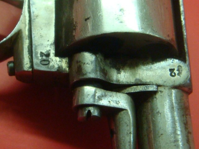 "WEBLEY, ""British Bulldog"" 5 Shot, 32 Cal. Revolver: - 5"