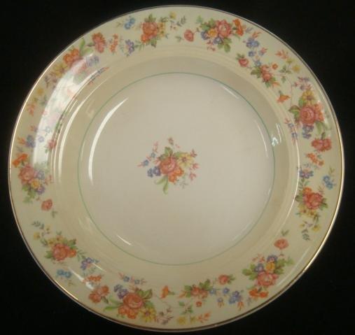 "SALEM CHINA CO ""Debutante"" Dinnerware, 23 Pc: - 2"