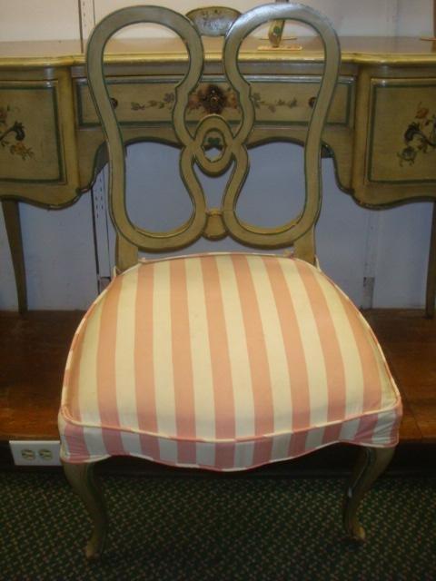 JOHN WIDDICOMB Desk, Chair and Nightstand: French - 4