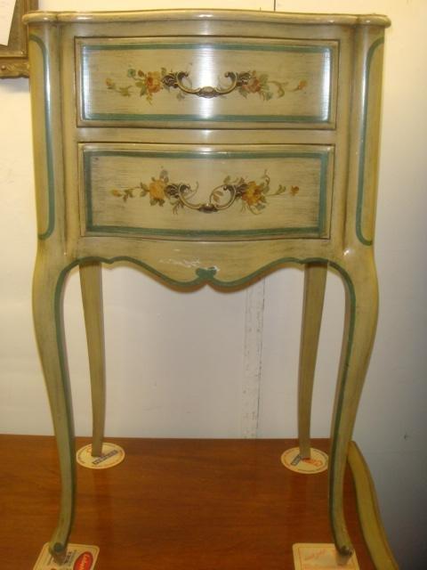 JOHN WIDDICOMB Desk, Chair and Nightstand: French - 5