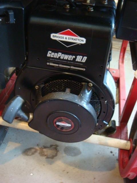 GENERAC 5000+ Power Plus Portable Generator, NIB: - 3