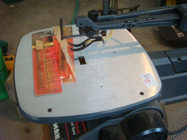 "CRAFTSMAN 16"" Variable Speed Scroll Saw: - 2"