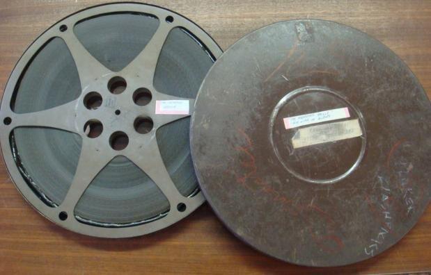 """WW II US War Dept. Movie """"MEMPHIS BELLE"""", 16MM:"""