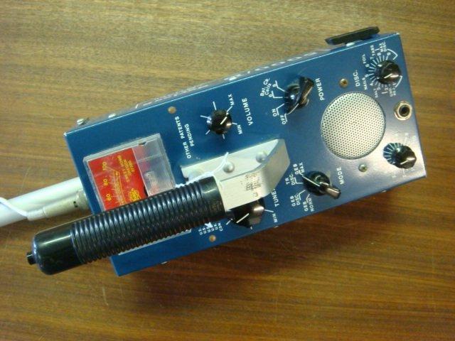 WHITE'S COINMASTER 5000 D Series 2 Metal Detector: - 2