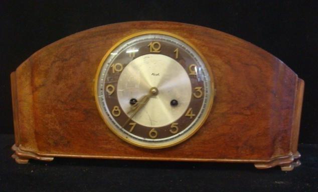 KIENZLE Art Deco Mantle Clock: