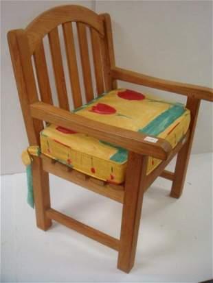 Classic Teak Armchair by OUTDOOR DESIGN CO: